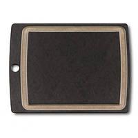Разделочная доска Victorinox Allrounder древесное волокно 29.2 x 22.9 см Черный (7.4112.3)