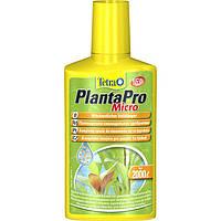 Удобрение для растений Tetra PlantaPro Micro, 250 мл, на 2000л