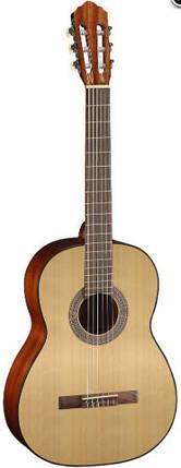 Классическая гитара CORT AC100 (SG), фото 2