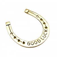 Подкова бронзовая Good Luck 9х7.5 см (DN24479)