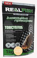 """Прикормка рыболовная Real Fish """"Толстолоб"""" Топлёное молоко"""