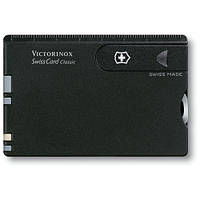 Мультитул Victorinox Swisscard Black (0.7133)
