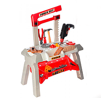 Набор инструментов детский Metr+ T106-2 Красно-белый (intT106-2)