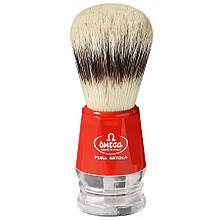 Помазок для бритья Omega 10218 красный
