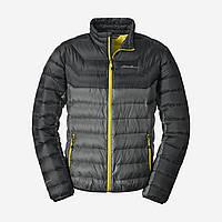Куртка Eddie Bauer Mens Downlight StormDown M Серый (0918CR)