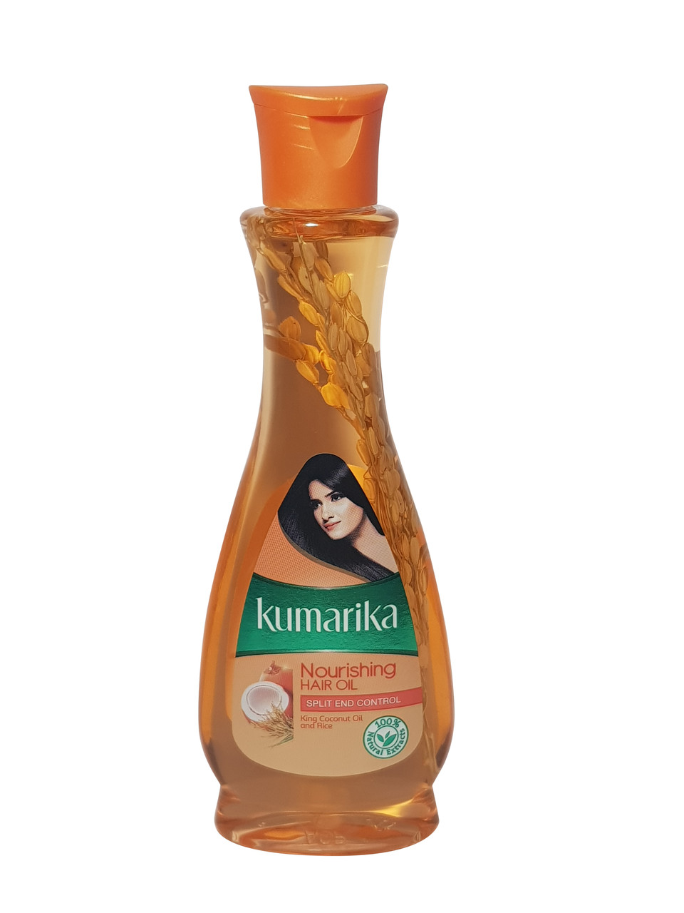 Олія для волосся Kumarika Проти посічених кінців 100 мл