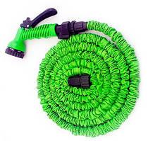 Шланг Xhose Компактный 15 Метров + распылительная насадка Шланг для полива X-hose, Шланг x hose