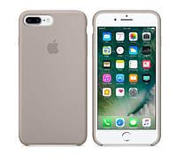 Чехол для iPhone 7 plus silicone case галька
