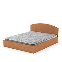 Кровать 160 Компанит Ольха