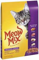 Корм Meow Mix Original, 7,26кг, О1х16  7,26 kg
