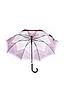 Зонт-трость Gianfranco Ferre розовый (GR-2), фото 2