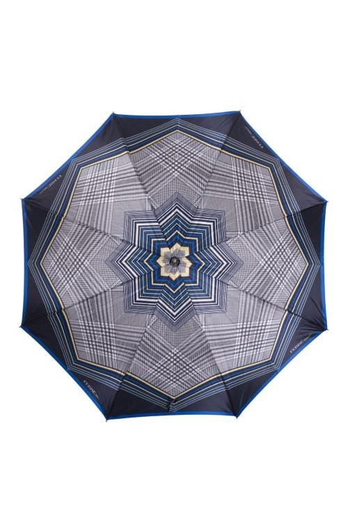 Зонт-трость Gianfranco Ferre синий (GR-2)
