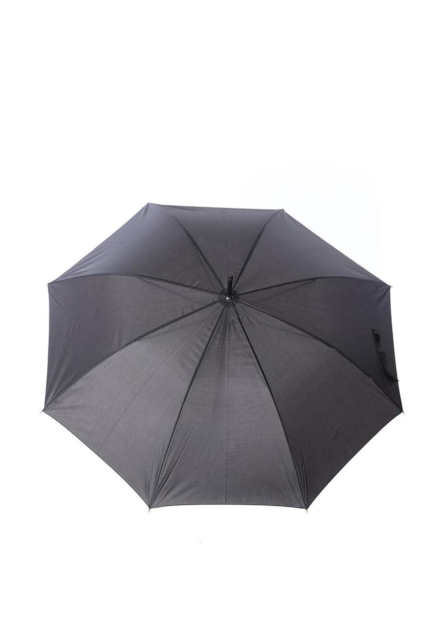 Зонт-трость Gianfranco Ferre  темно-серый (GR-4)