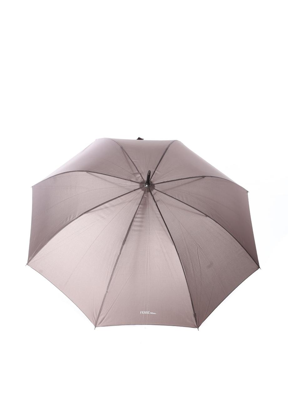 Зонт-трость Gianfranco Ferre серый (LA-7350)