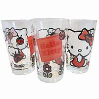 Набор стаканов HelloKitty 3шт х 200 мл (HK7730)