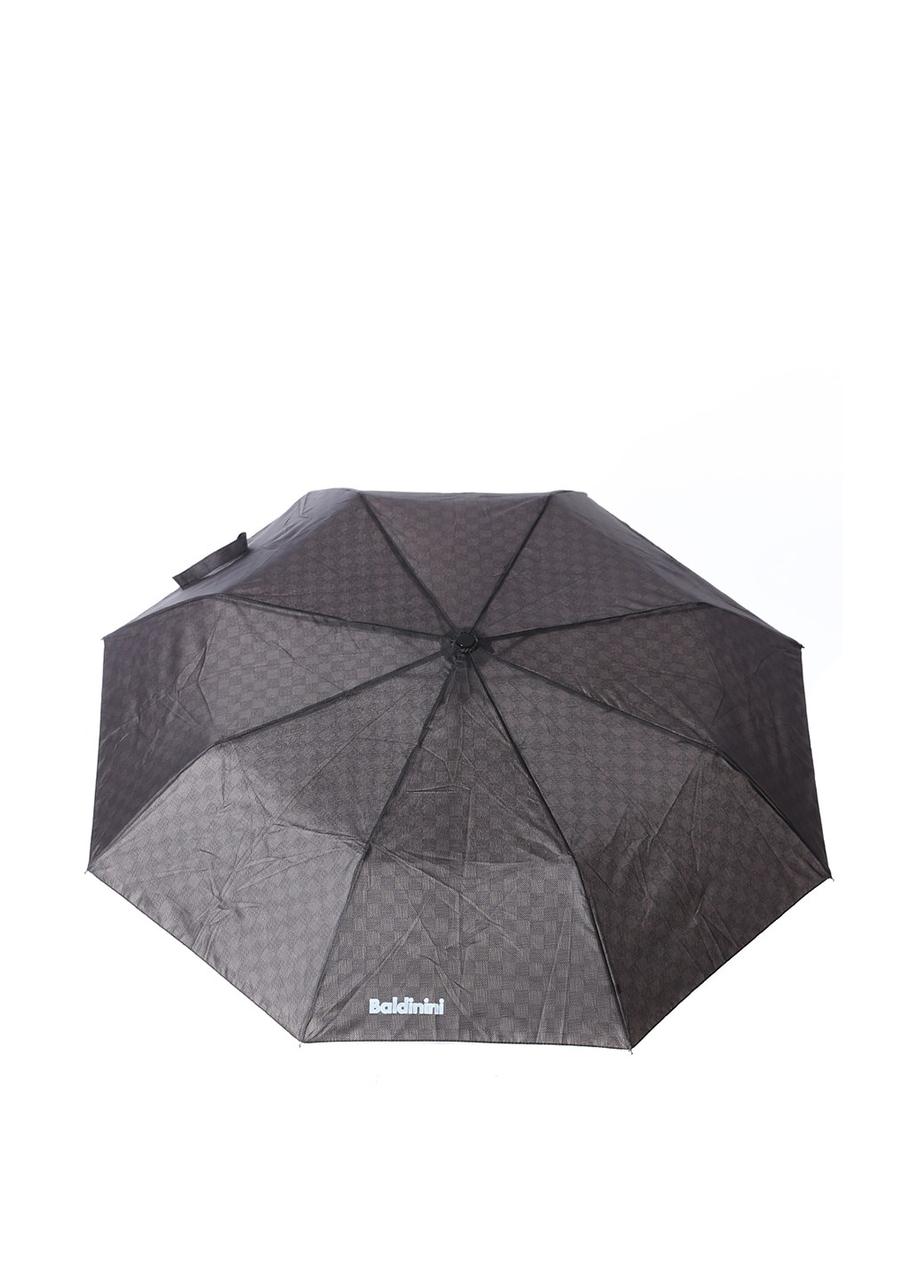Зонт-полуавтомат Baldinini Темно-серый (563_2)