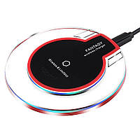 Беспроводное зарядное устройство док-станция TTech Qi Wireless Charger