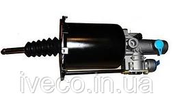 Пневмогидроусилитель сцепления MAN E2000/00-, F2000/94-, F90/88-96, DAF (KNORR)   RL1608EH-SL MAN 9700514140