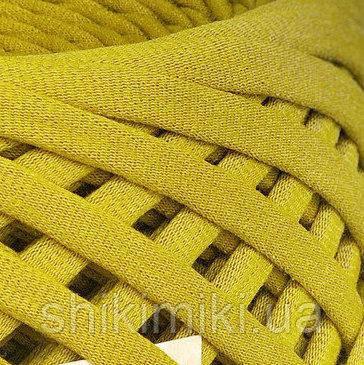 Трикотажная пряжа (50 м), цвет Golden Lime