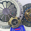 Комплект зчеплення 190мм (диск+корзина+вижимний) Geely CK-1, СК-2, МК-2, MK-Cross, GC5, LC-Cross (Kimiko)