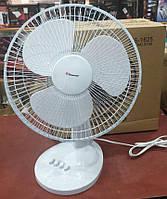 Вентилятор настольный Domotec MS-1625