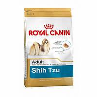 Корм Royal Canin Shih Tzu Adult, для собак породы Ши-тцу от 10 месяцев, 0,5кг