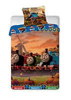 Комплект постельного белья Детский NR 1221 Detexpol 0784 Разноцветный
