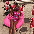 Купальник слитный Фламинго розовый, фото 2