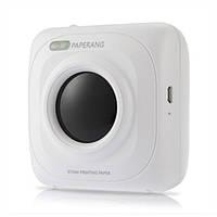 Портативный фотопринтер Paperang Pocket Mini Bluetooth White (NG018)
