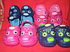 Кроксы пляжная детская обувь р 19-20-21-22-23 -24 Венгрия