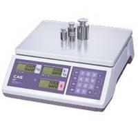 Весы торговые CAS ER-JR E