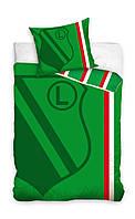 Комплект постельного белья Детский NR 1365 Carbotex 1402 Зеленый, Белый, Красный
