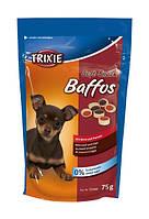 Витамины Trixie Soft Snack Baffos для щенков, с говядиной и желудком, 75г, 31494