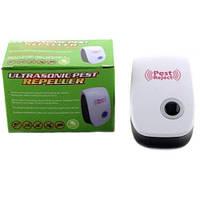 Отпугиватель грызунов мышей тараканов Ultrasonic HC 9 Pest Reject