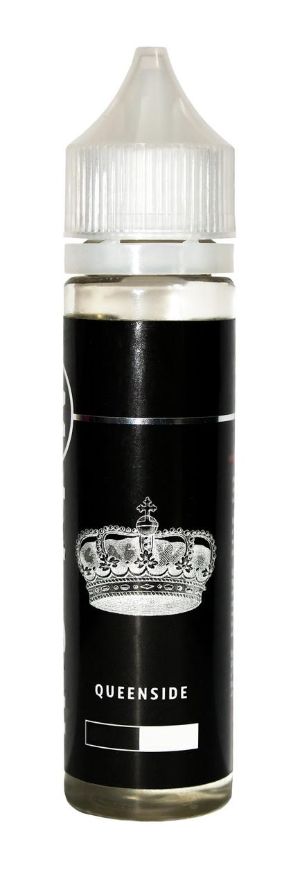 Жидкость для электронных сигарет Milch: Queenside 3 мг 60 мл (Апельсин с французской ванилью)