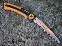 Складная пила для веток большой зуб Fiskars Xtract SW73 (123870)
