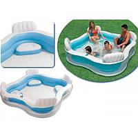 Семейный бассейн Easy Set INTEX 56475