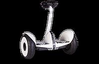 """Гироскутер (гироборд) SNS M1Robot mini PRO (54v) білий (чорний). Колеса - 10,5"""". Гарантія!!!"""