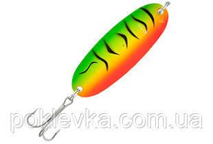 Блесна колебалка Kamasaki Spoon Light 10 г Hot Tiger