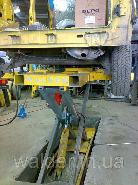 Стапельное кузовное оборудование, фото 1