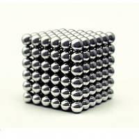 Неокуб Neocube в боксе Kronos Toys Серебристый (sp_0213)