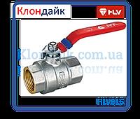 """HLV Optima кран шаровый PN 40 2"""" ГГ ручка"""