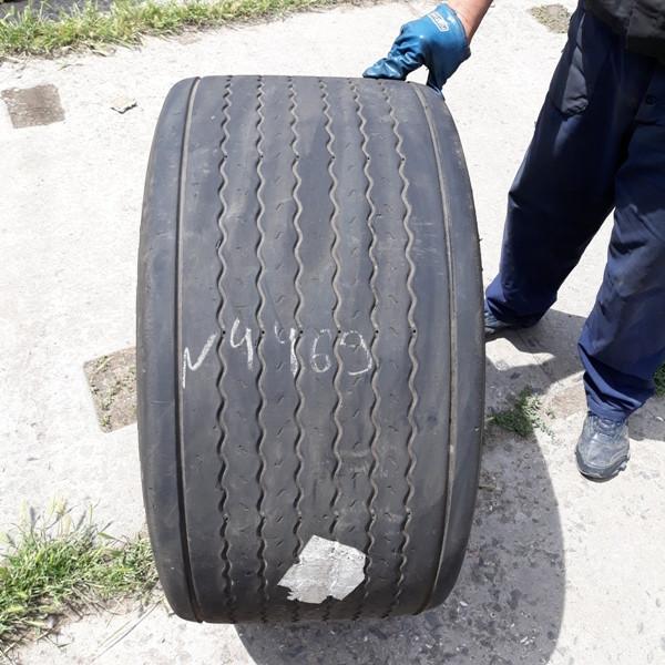 Грузовые шины б.у. / резина бу 445.45.r19.5 Michelin XTA2 Energy Мишлен. Мегаход