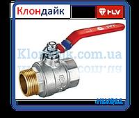 HLV Optima кран шаровый PN 40 1 1/4 ГШ ручка