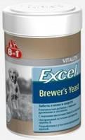 Витамины 8in1 Excel Brewers Yeast  для собак и кошек, 780табл.