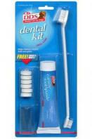 Набор 8 in 1 D.D.S. Canine Dental Kit, для ухода за зубами для собак