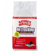 Впитывающие пеленки 8 in 1 Nature's Miracle No Tracking Absorbent Pads, для собак
