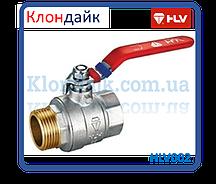 HLV Optima кран шаровый PN 40 1/2 ГШ ручка
