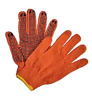 Защитные перчатки Werk Оранжевые (specsiz-pvh-orange)