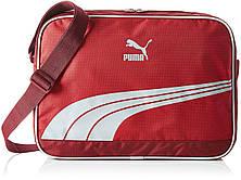 Сумка спортивная Puma Sole Reporter Красная (07366203)